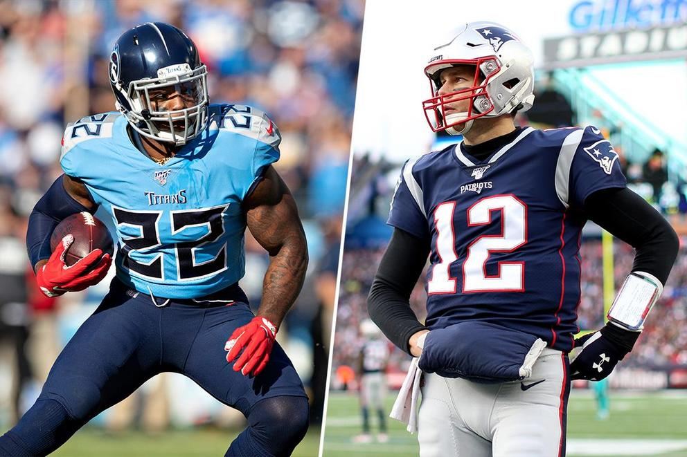 Who will win the NFL Wild Card round: Titans or Patriots?