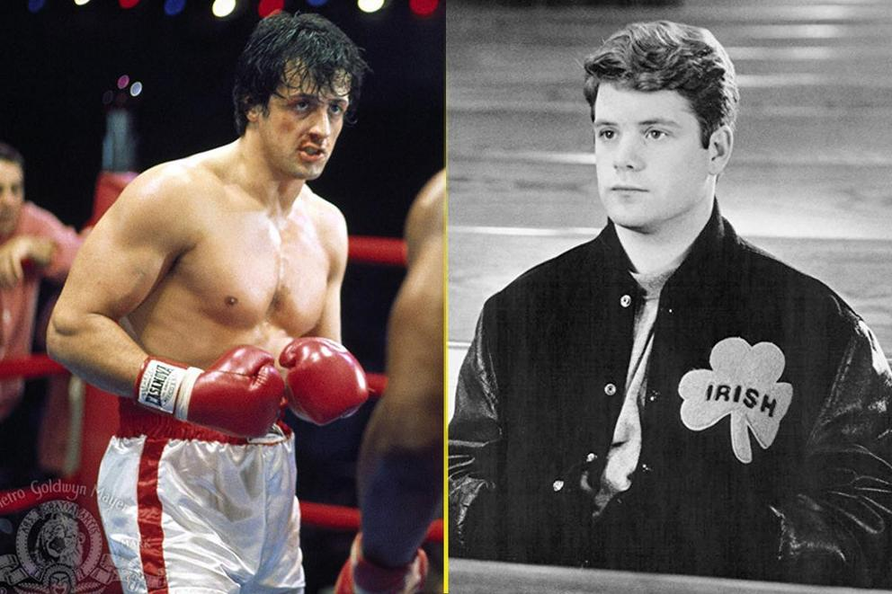 Greatest sports movie of all time: 'Rocky' or 'Rudy'?