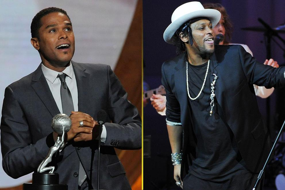 Favorite neo-soul singer: Maxwell or D'Angelo?
