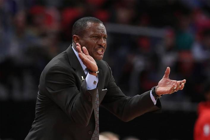 Will Dwane Casey make the Detroit Pistons a playoff team next year?