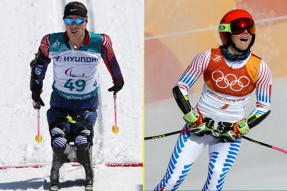 Are Paralympians better athletes than regular Olympians?
