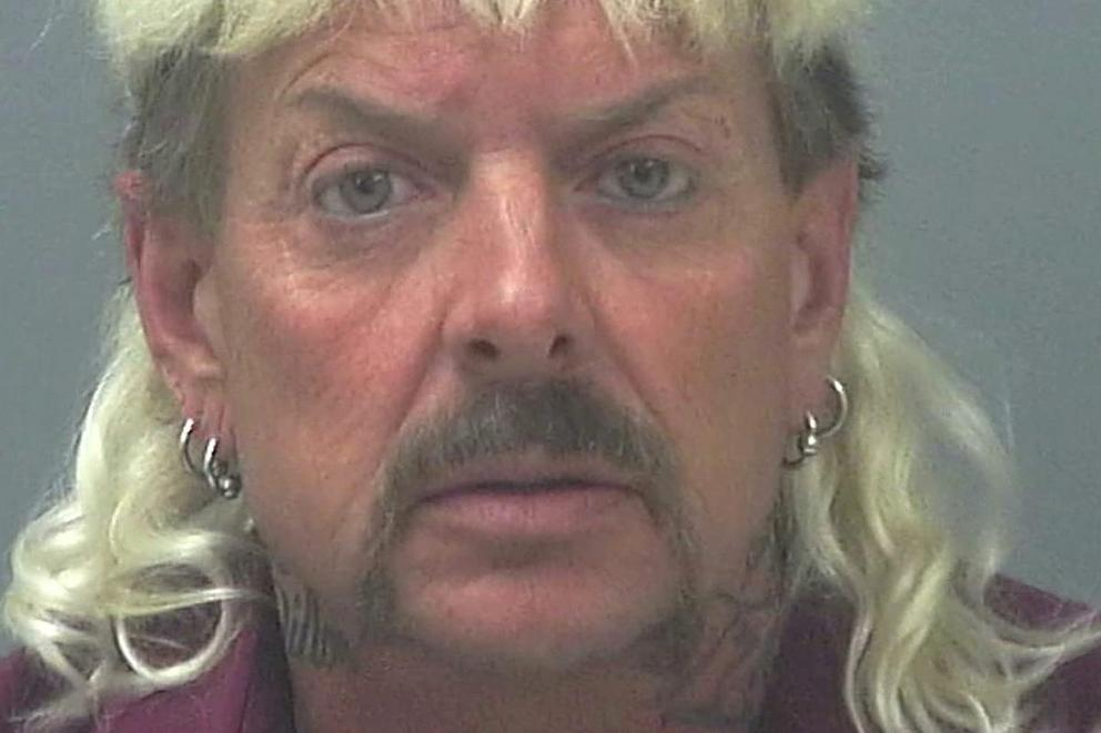 Was Joe Exotic framed?