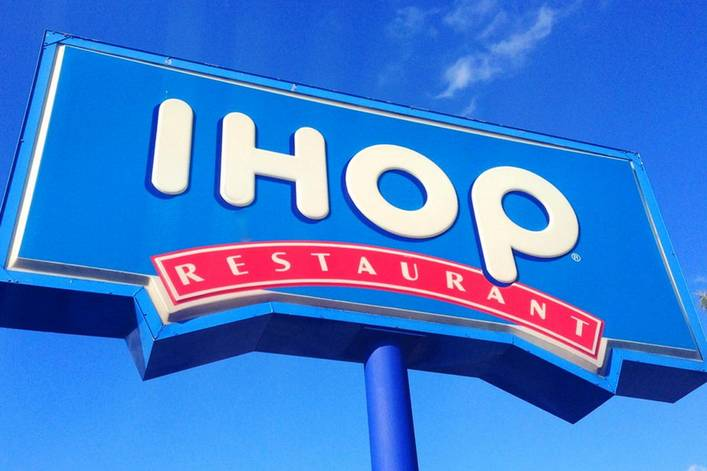 Is 'International House of Burgers' a stupid name change?