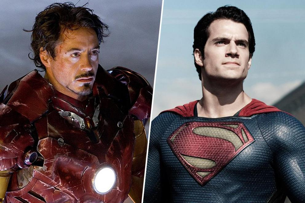 Favorite cinematic universe: Marvel or DC?