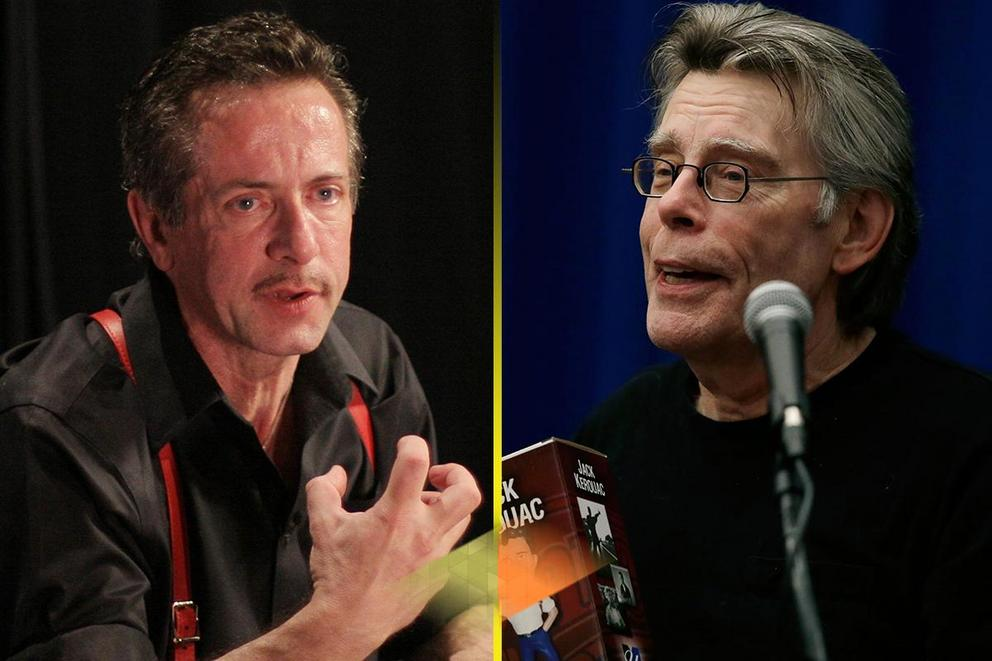Who's the best horror writer: Stephen King or Clive Barker?