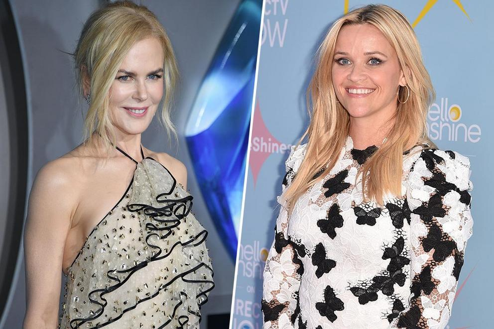 Favorite leading lady: Nicole Kidman or Reese Witherspoon?