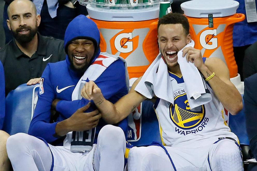 Who's the real MVP of the Golden State Warriors: Kevin Durant or Stephen Curry?