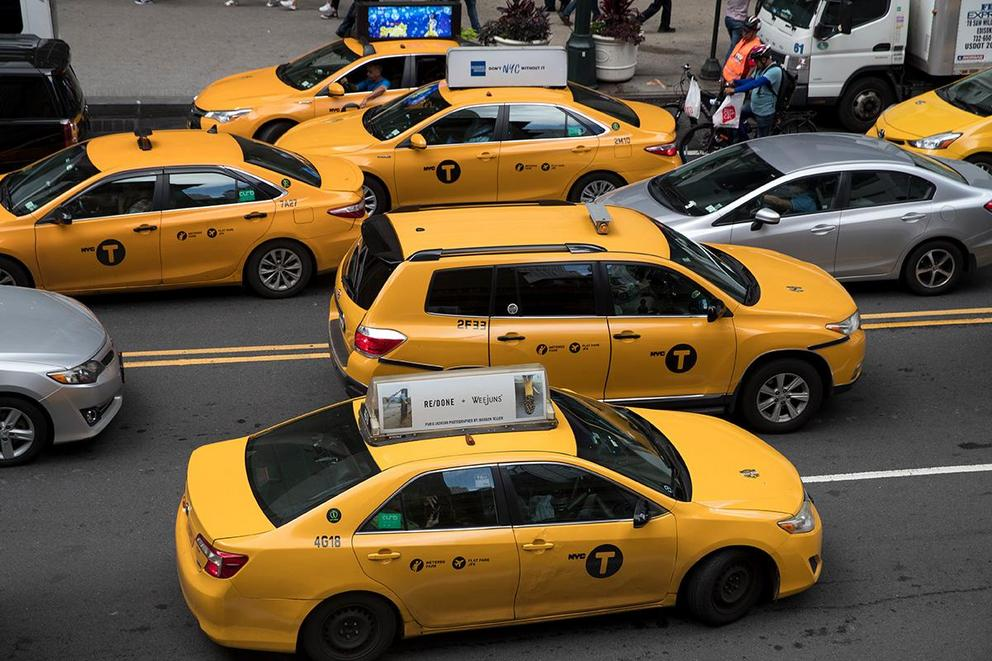 Should cities limit the number of ride-sharing vehicles on the roads?