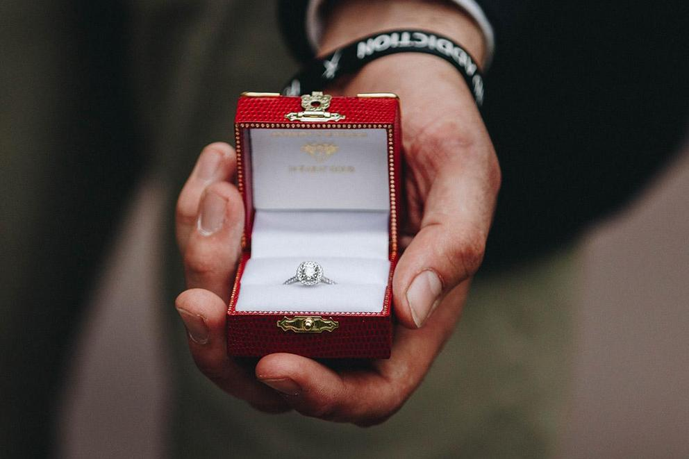 Should you give the engagement ring back if you call off the wedding?