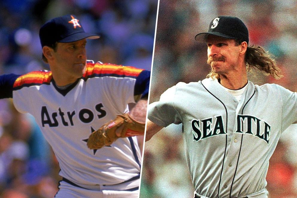 Who would be a better dodgeball partner: Nolan Ryan or Randy Johnson?