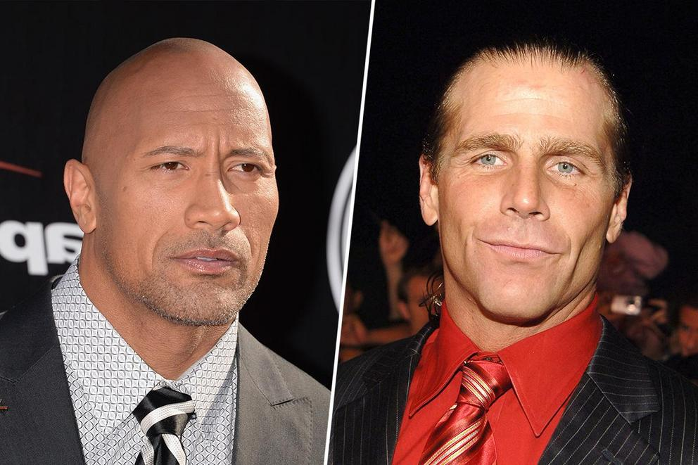 Greatest wrestler of all time: Dwayne 'The Rock' Johnson or Shawn Michaels?