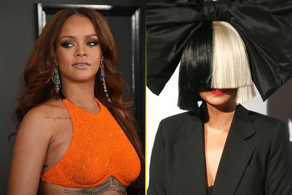 iHeartRadio Female Artist of the Year: Rihanna or Sia?