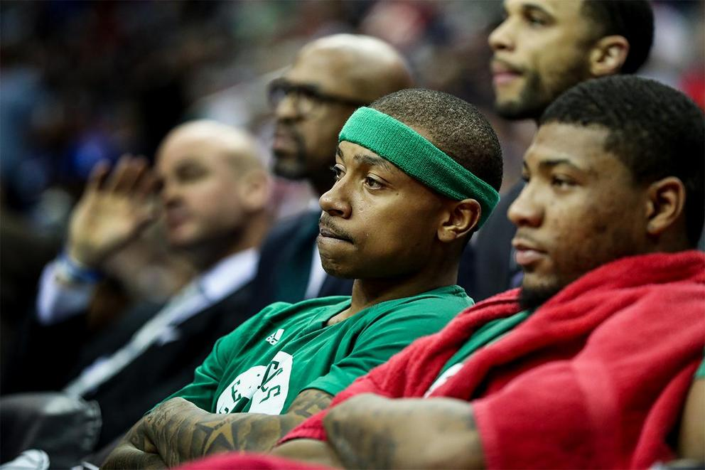 Are the Boston Celtics better without Isaiah Thomas?