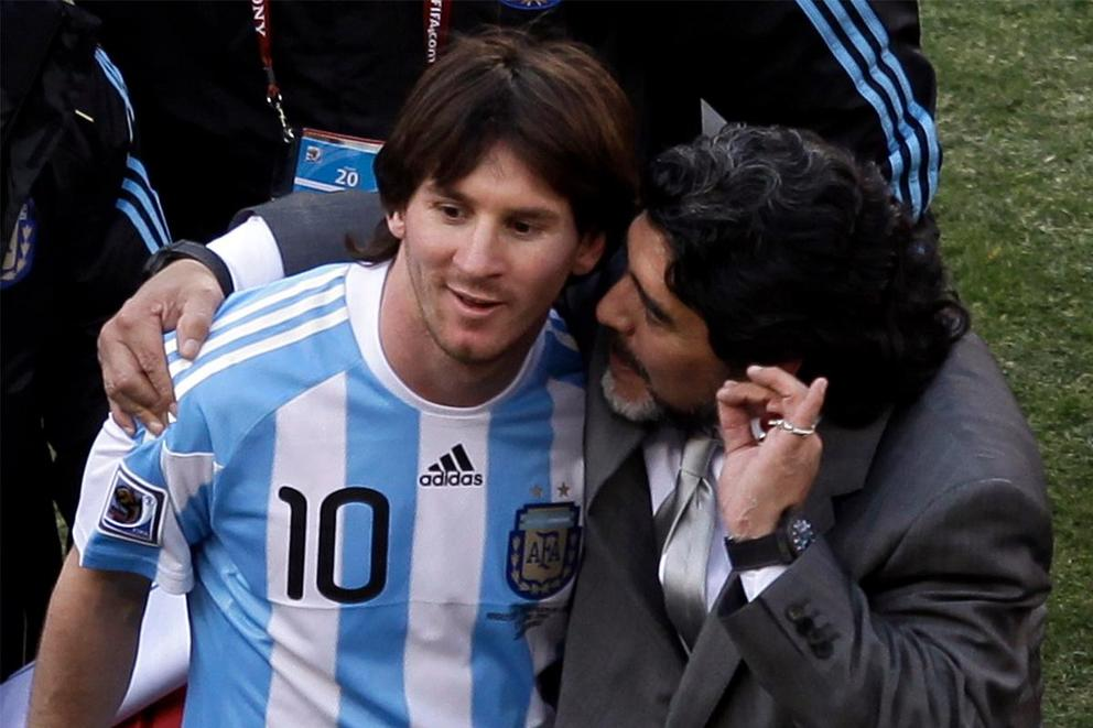 Lionel Messi vs. Diego Maradona: Who is the greatest Argentine soccer player ever?