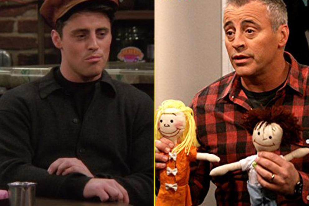 Matt LeBlanc's best TV show: 'Friends' or 'Man with a Plan'?