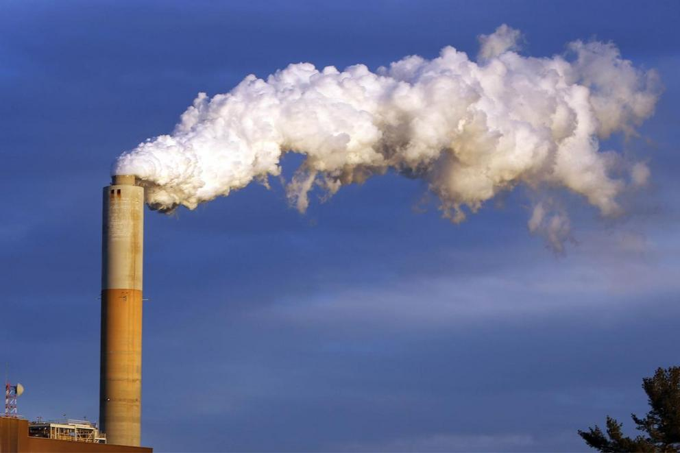 Should America be forced to pay a carbon tax?