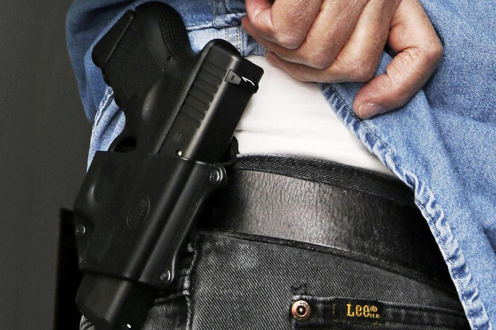 A federal court ruled against concealed carry. Is it actually a right?