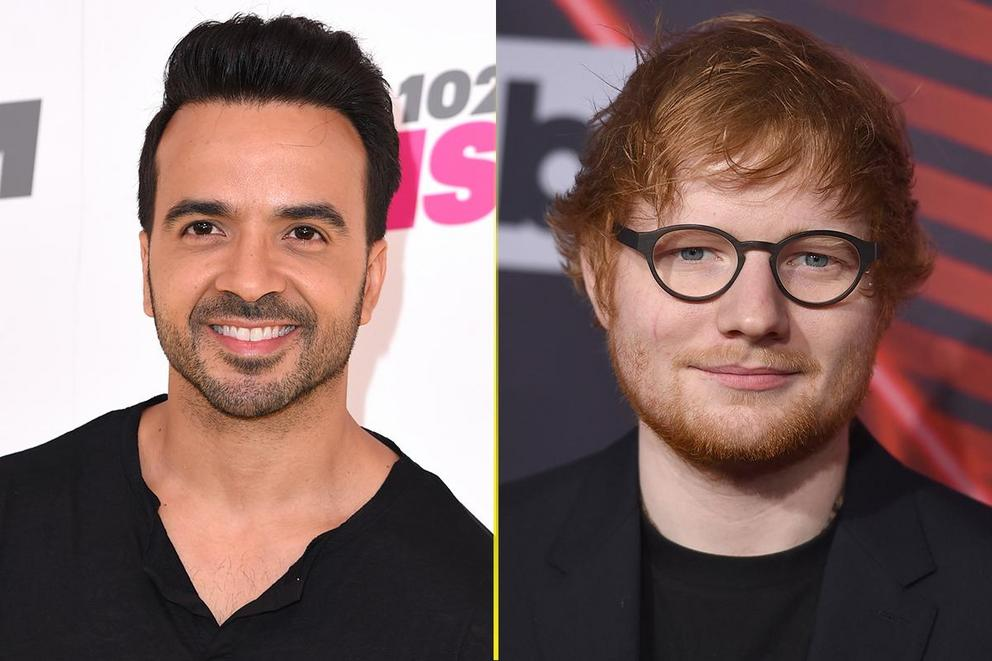Song of the Summer: 'Despacito' or 'Shape of You'?