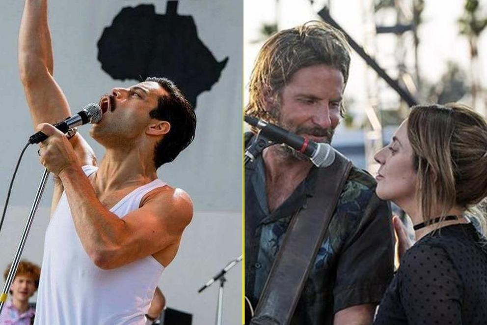 Most anticipated music drama of 2018: 'Bohemian Rhapsody' or 'A Star Is Born'?