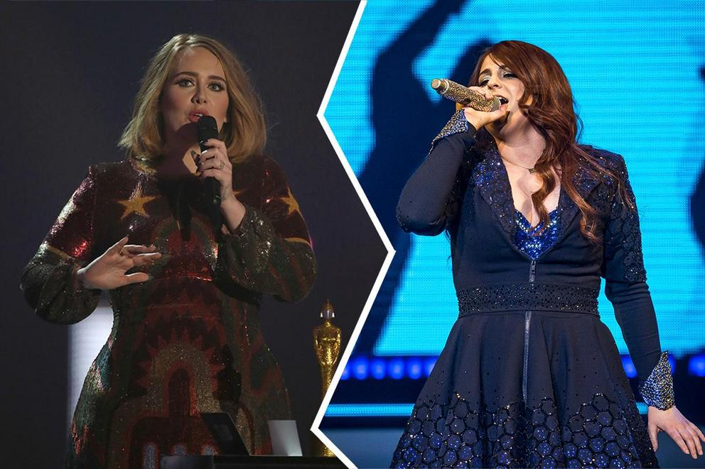 Who will win Favorite Adult Contemporary Artist: Adele or Meghan Trainor?