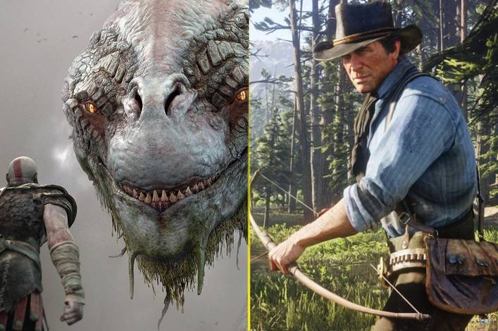 Best video game of 2018: 'God of War' or 'Red Dead Redemption 2'?