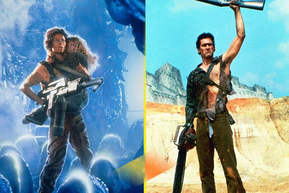 Who's the greatest horror hero: Ripley or Ash?