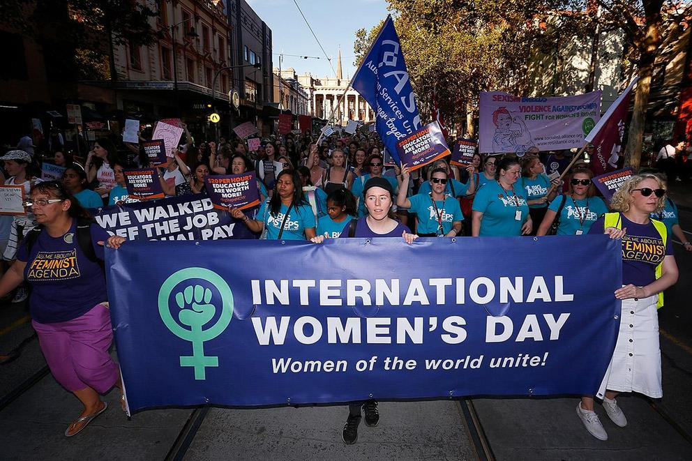 Is International Women's Day intersectional enough?