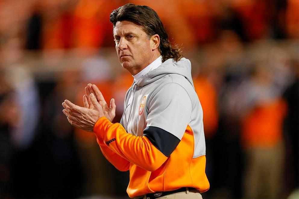 Should Mike Gundy just stick to coaching?
