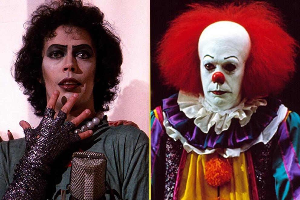 Tim Curry's best performance: Dr. Frank-N-Furter or Pennywise?