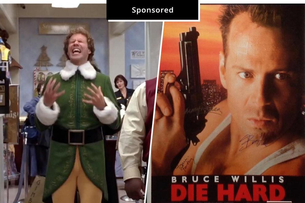 Best Christmas movie: 'Elf' or 'Die Hard'?