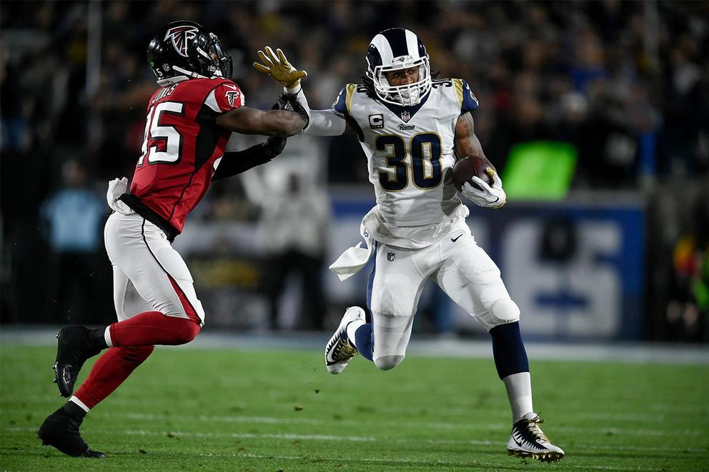 Should the Los Angeles Rams go ahead and plan their Super Bowl parade already?