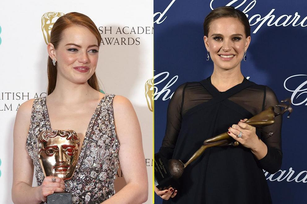 Who will win Best Actress: Emma Stone or Natalie Portman?