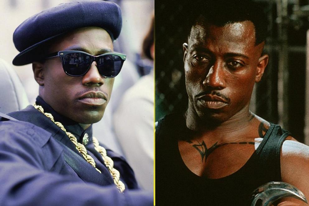 Wesley Snipes' most iconic movie role: Nino Brown or Blade?