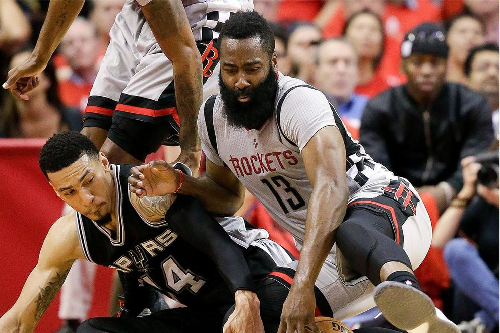 Did James Harden quit on his team?