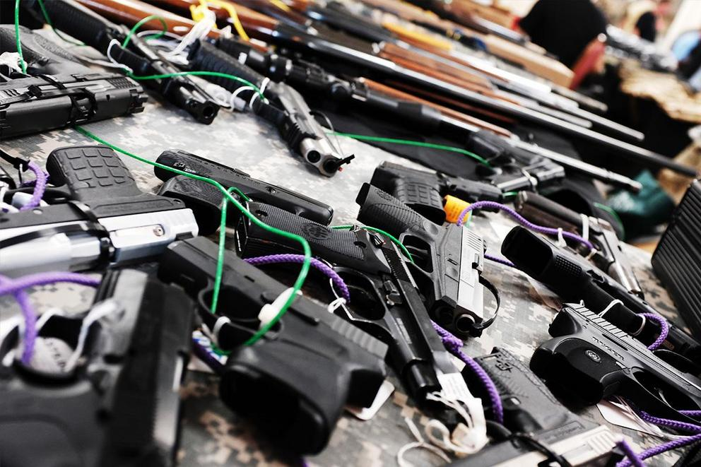 Should the U.S. implement stricter gun control laws?