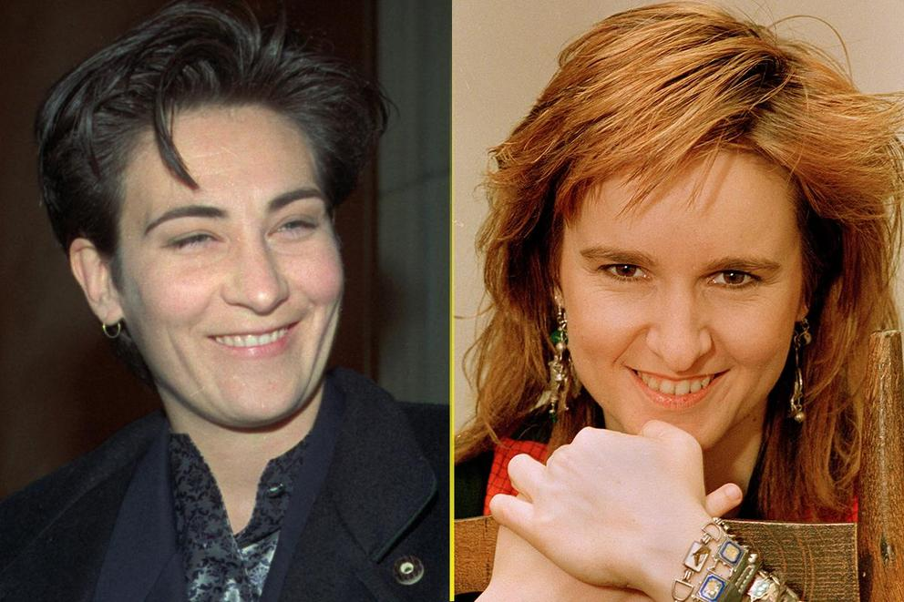 Greatest lesbian icon in pop music: K.D. Lang or Melissa Etheridge?