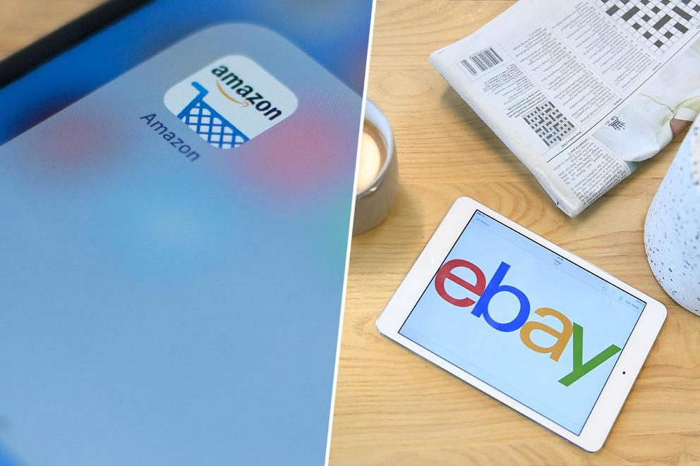 Who has the better deals: Amazon or eBay?