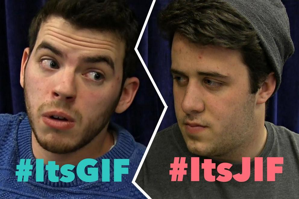 "What's the right way to pronounce ""GIF""?"