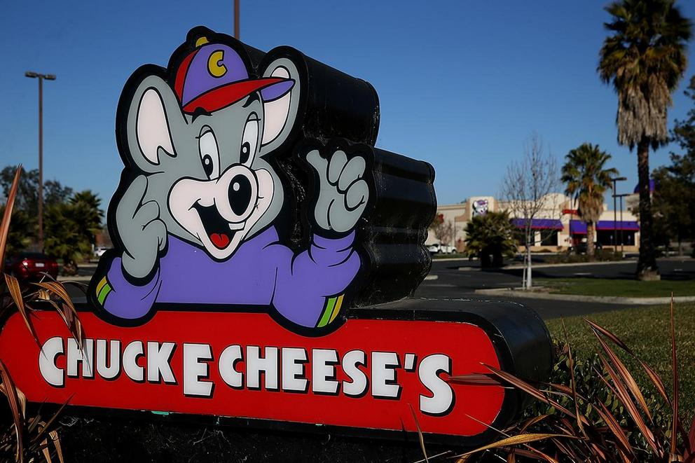 Is Chuck E. Cheese's pizza delicious or disgusting?