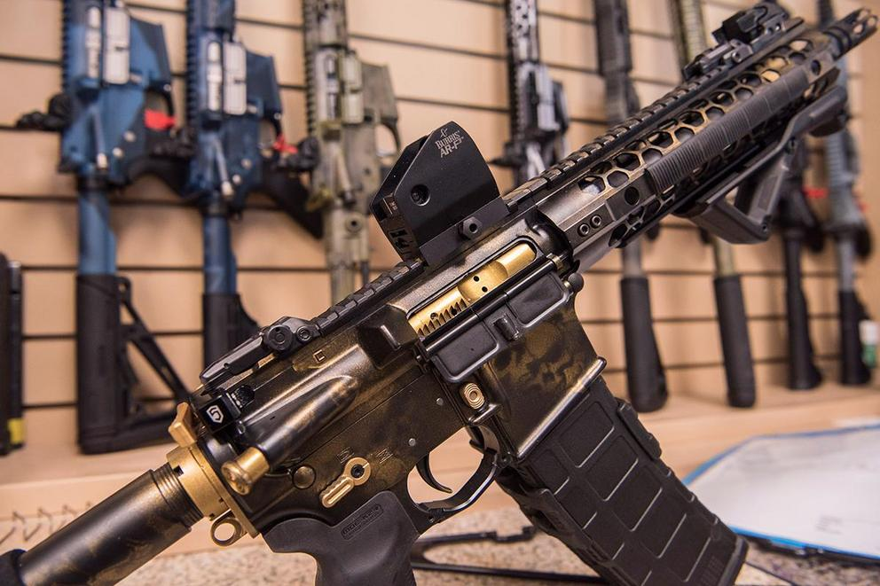 Should the U.S. ban assault rifles?