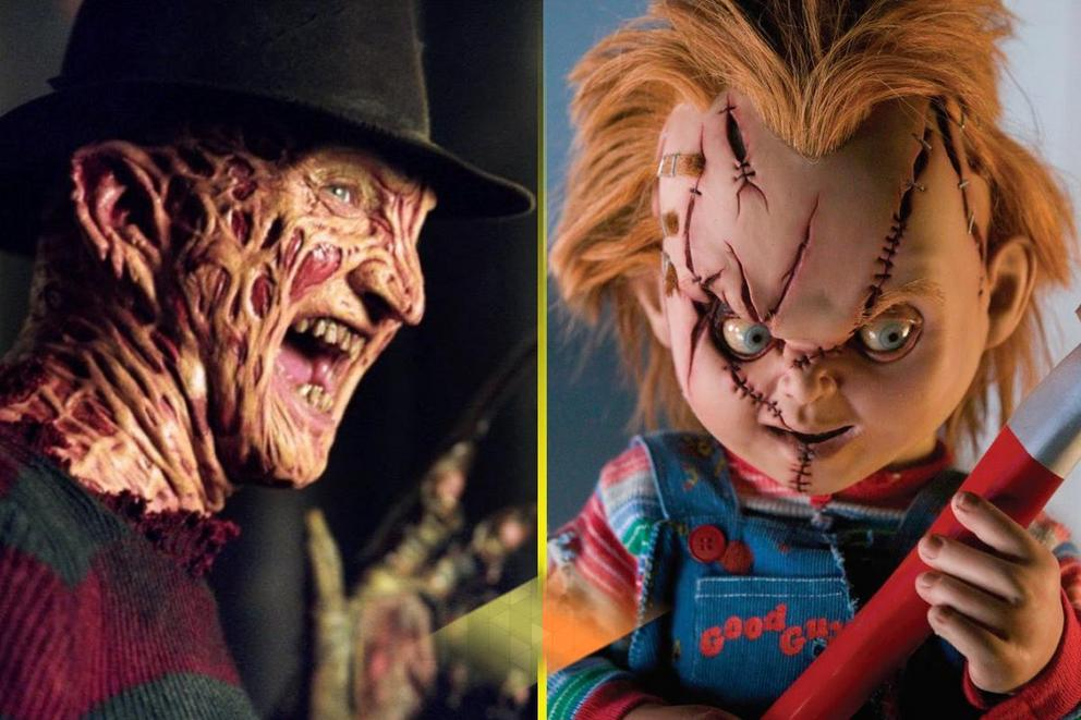 Funniest horror icon: Freddy Krueger or Chucky?