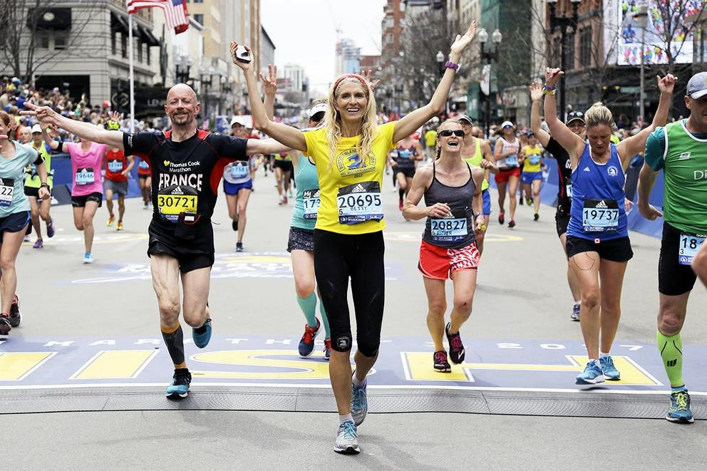 Do marathon runners deserve all the praise they get?