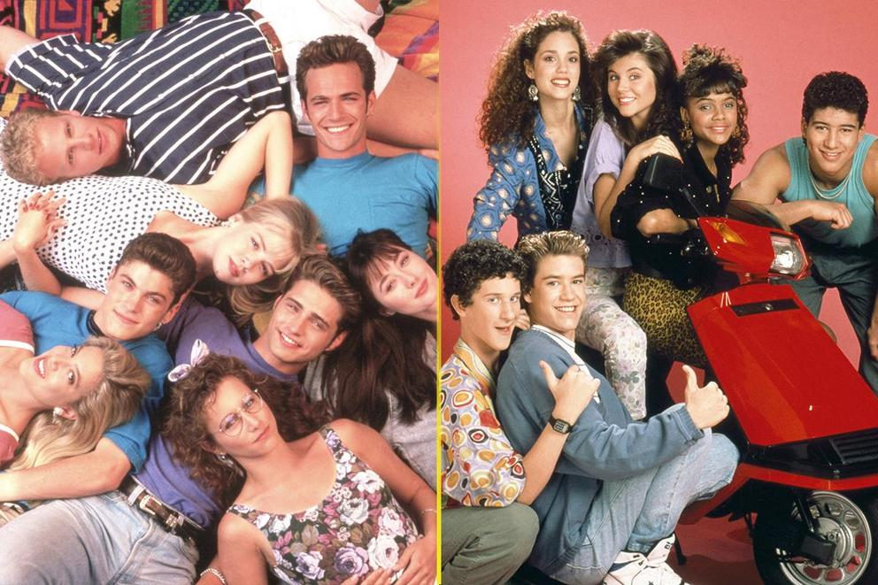 Best '90s teen show: '90210' or 'Saved By The Bell'?