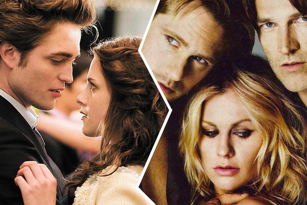 'Twilight' vs. 'True Blood': Which vampire saga really sucks?