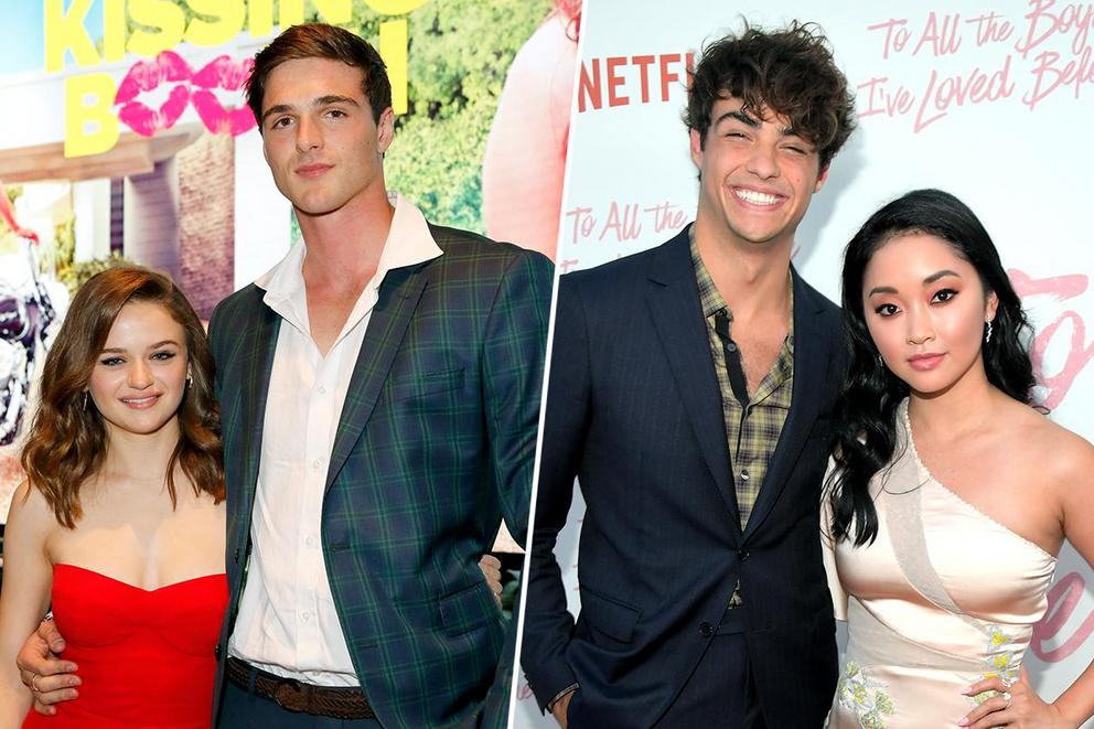 Favorite Netflix romantic comedy: 'The Kissing Booth' or 'To All the Boys I've Loved Before'?