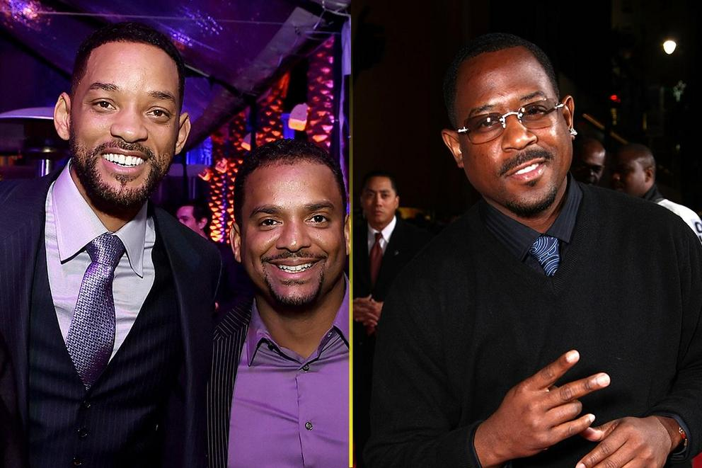 Which '90s sitcom do you want to come back the most: 'The Fresh Prince of Bel-Air' or 'Martin'?