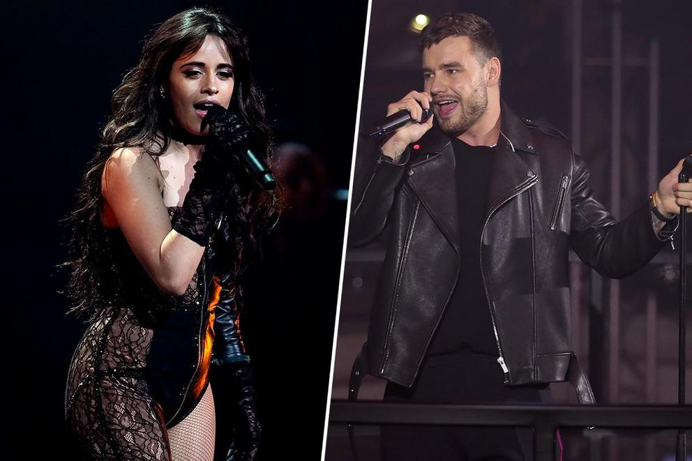 Which star dropped your new favorite album: Camila Cabello or Liam Payne?