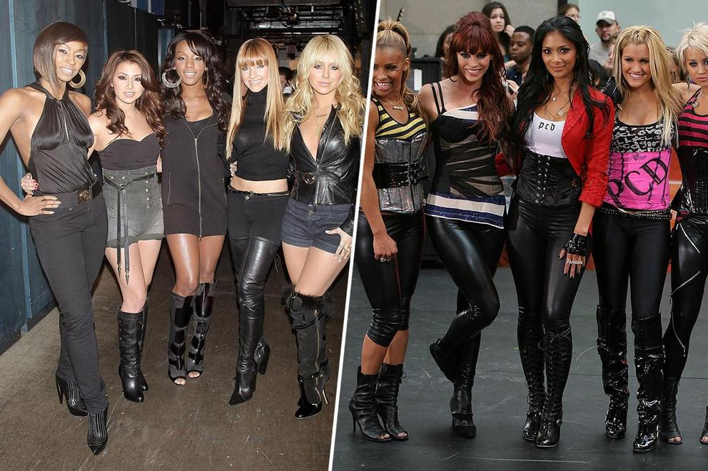 Favorite girl group from the mid-aughts: Danity Kane or The Pussycat Dolls?
