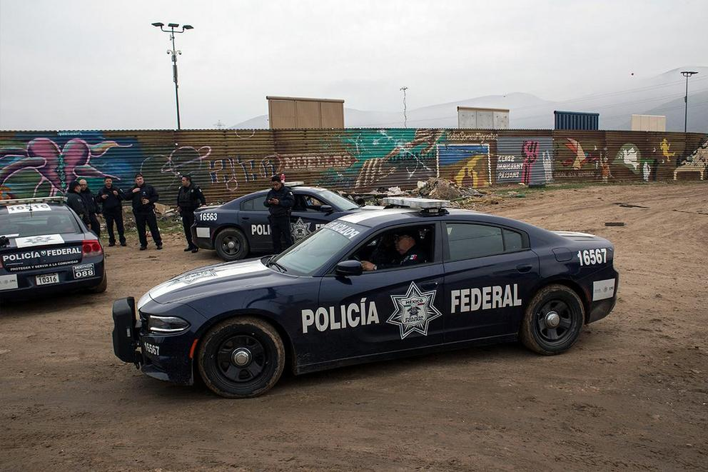 Will the border wall stop the opioid crisis?