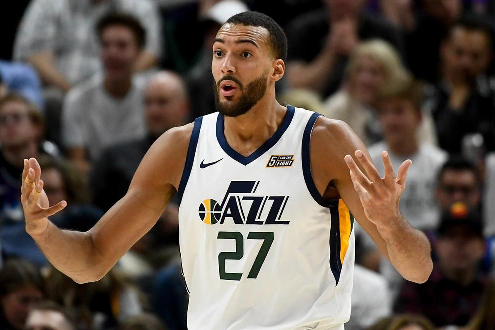 Should Rudy Gobert be suspended?